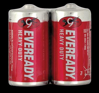 Obrázek Baterie Everedy - baterie mono článek malý / 2 ks