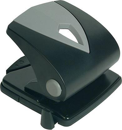 Obrázek Kancelářský děrovač RON 810 - černá
