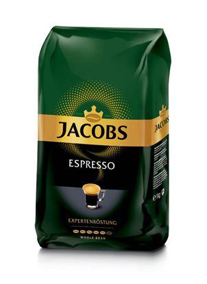 Obrázek Káva Jacobs  - Espresso / zrno / 1 kg