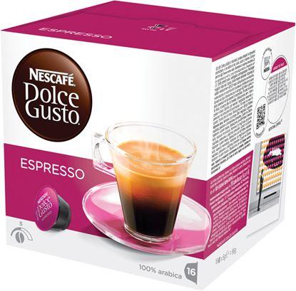 Obrázek Nescafé Dolce Gusto kapsle -  Espresso / 16 ks