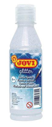 Obrázek Lesklý lak JOVI - 250 ml / glitter