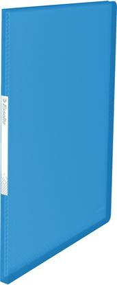 Obrázek Prezentační desky A4 Vivida - 20 kapes - modrá