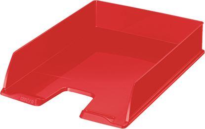 Obrázek Kancelářský box na spisy Centra - červená