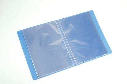 Obrázek Prezentační desky A4 - 40 kapes / modrá