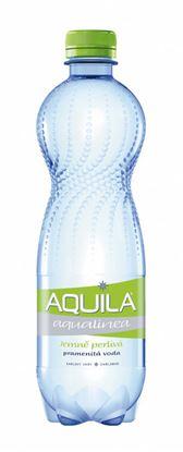 Obrázek Aquila bez příchutě - jemně perlivá / 0,5 l