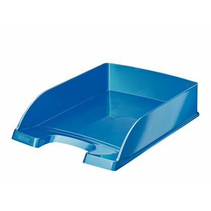 Obrázek Kancelářský box Leitz PLUS WOW - modrá