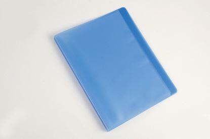 Obrázek Prezentační desky A4 - 20 kapes / modrá