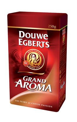 Obrázek Káva Douwe Egberts Aroma - mletá / 250 g