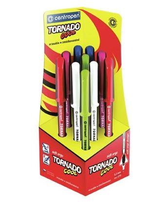 Obrázek Roller TORNADO COOL 4775 - barevný mix / stojánek 10 ks