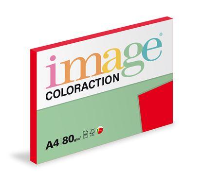 Obrázek Xerografický papír BAREVNÝ - CO44 chile/ jahodově červená/ 100 listů