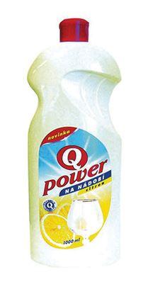 Obrázek Q-Power citron prostředek na nádobí 1 l