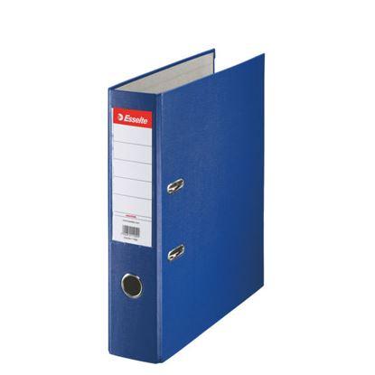 Obrázek Pořadač A4 pákový polypropylen Economy - hřbet 7,5 cm / modrá / 11255