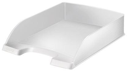 Obrázek Kancelářský box Leitz PLUS STYLE -  arktická bílá
