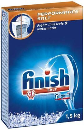 Obrázek Finish – prostředky do myčky - sůl / 1,5 kg