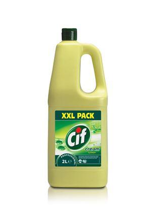 Obrázek Cif - tekutý krém / 2 l / citrus