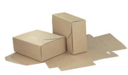 Obrázek Box Emba archivní pro dlouhodobou archivaci - 35 cm x 26 cm x 11 cm