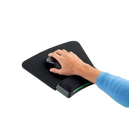 Obrázek Podložka pod myš SmartFit - černá