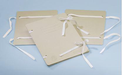 Obrázek Spisové desky Emba s tkanicí - 315 x 230 mm / bez hřbetu