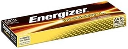 Obrázek Baterie Energizer alkalické - baterie tužková AA / 10 ks Family pack