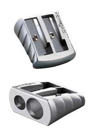 Obrázek KeyRoad Ořezávátko kovové Metal dvojité A510