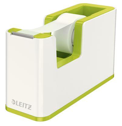 Obrázek Stolní odvíječ lepicí pásky Leitz WOW - zelená
