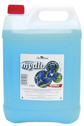 Obrázek Mýdlo tekuté Tip Line 5 L - modrá
