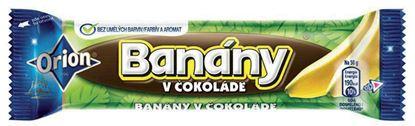 Obrázek Banány v čokoládě - 50 g