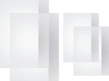 Obrázek Obaly na sešity - A4 / čiré / 10 ks