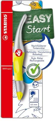 Obrázek Inkoustový roller STABILO EASY Original Metallic  -  roller pro praváky