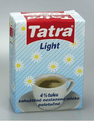 Obrázek Zahuštěné mléko Tatra - 340 g / light