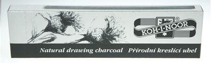 Obrázek Umělecké uhly - přírodní uhel 8622 / černá / 6 ks