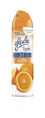 Obrázek Glade by Brise osvěžovač spray citrus 300 ml