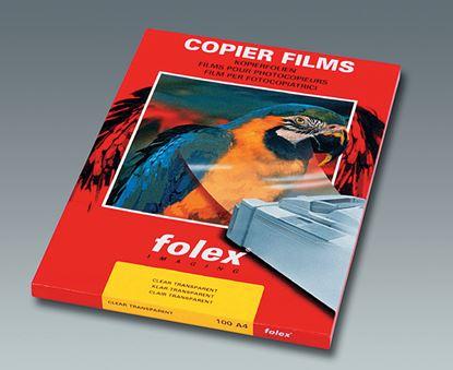 Obrázek Fólie Folex - fólie X 10.0 pro čb laserový tisk / 100 ks