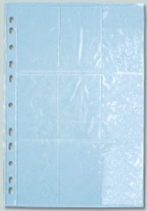 Obrázek Závěsný obal A4 - 9 kapes 7 x 9 cm