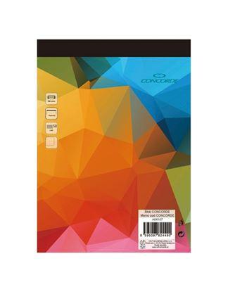Obrázek Blok lepený bezdřevý - A6 / čistý