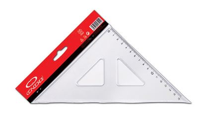 Obrázek Trojúhelník - trojúhelník s ryskou
