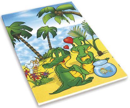 Obrázek Náčrtníky - náčrtník A4 / 40 listů