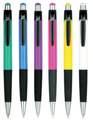 Obrázek Kuličkové pero Spoko 0112 - barevný mix
