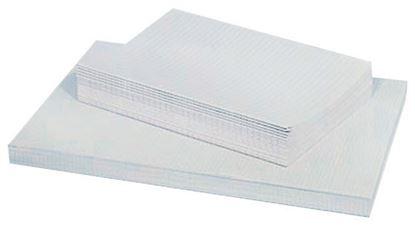 Obrázek Psací papír - čtverečkovaný