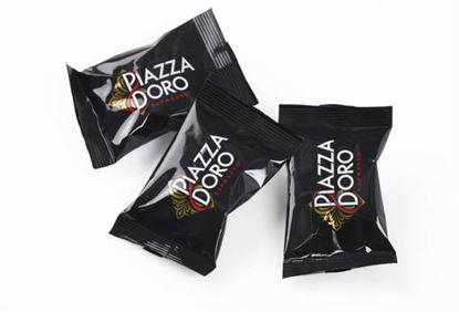 Obrázek Piazza D´Oro ke kávě - mandle v čokoládě
