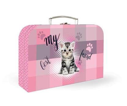 Obrázek Školní kufřík - Kočka