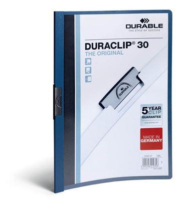 Obrázek Desky A4 Duraclip - kapacita 30 listů / modrá