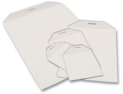 Obrázek Kartonové obálky na CD / DVD - bílá