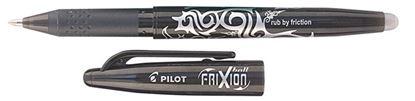 Obrázek Roller Pilot Frixion Ball - černá