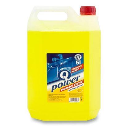 Obrázek Q-Power citron univerzální čstič 5 l