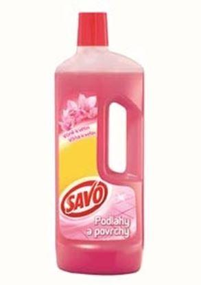Obrázek SAVO na podlahu - univerzál na podlahu / 750 ml