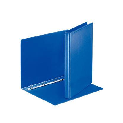 Obrázek Esselte pořadač A4 kroužkový prezentační 3 cm 4-kroužek modrá