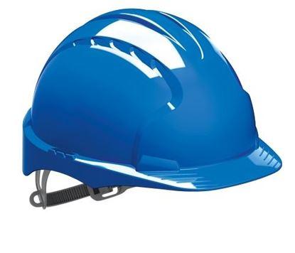 Obrázek Přilba ochranná EVO 7 - modrá