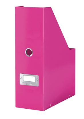 Obrázek Zásuvkový box Leitz Click & Store - 3 zásuvky / růžová