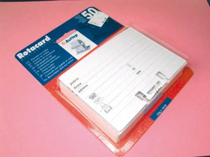 Obrázek Náplň do Rotacardu - náhradní kartičky / 50 ks